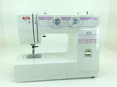 maquina coser alfa 1722