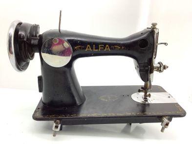 maquina coser alfa para coleccion