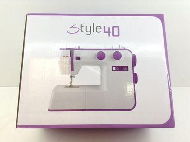 maquina coser alfa style 40