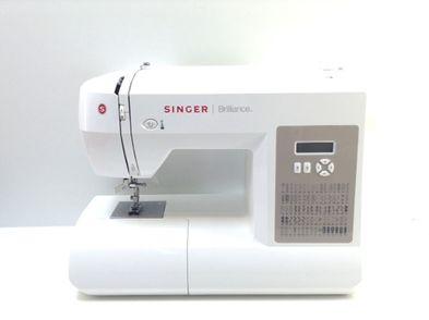 maquina coser singer brilliance 6180