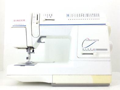 maquina coser singer concerto 2