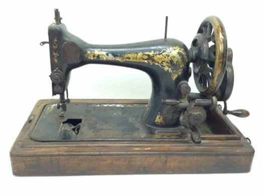maquina coser singer vintage