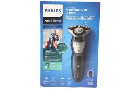 máquina de barbear philips aquatouch