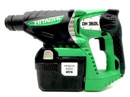 martillo a bateria hitachi dh36dl