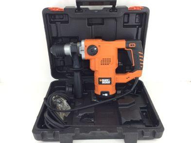 martillo electrico black and decker kd1250