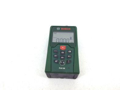 medidor laser bosch verde plr 25