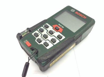 medidor laser bosch verde plr 50