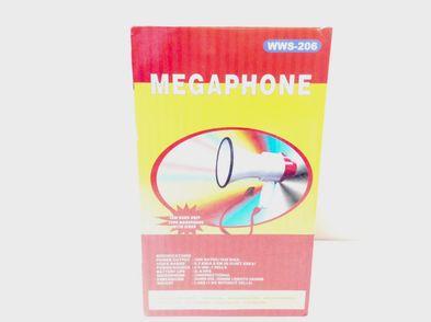megafono otros wws206