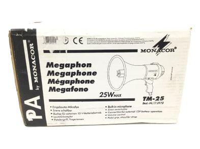 megafono otros tm-25