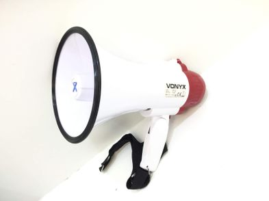 megafono otros meg020 20w