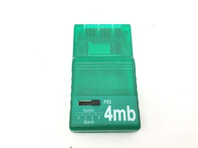 memory card ps1 sony 4mb