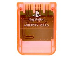 memory card ps1 sony scph-1020
