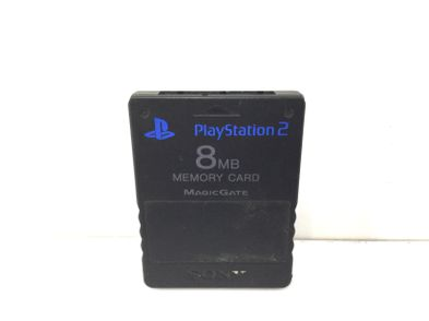 memory card ps2 sony 8mb