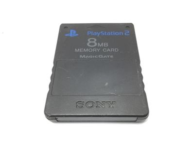 memory card ps2 sony magic gate