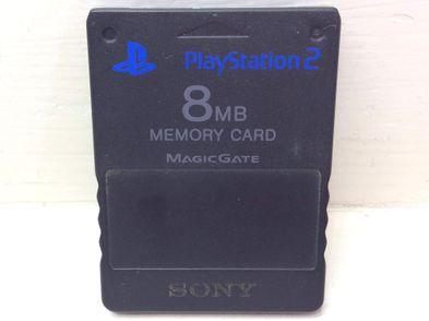 memory card ps2 sony magic gate