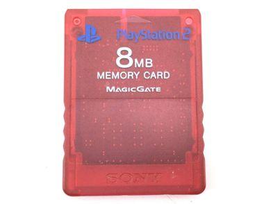 memory card ps2 sony ps2