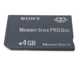 memory stick pro duo otros magic gate