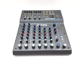 mesa dj otros multimix8 usb fx