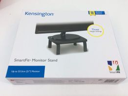 mesa soporte tv kensington smartfit monitor stand