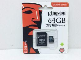 micro sd kingston canvas select