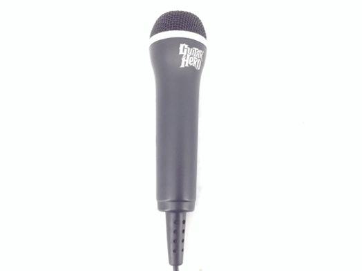 microfono ps3 red octane guitar hero word tour