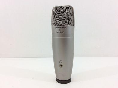 microfono samson co1u pro usb