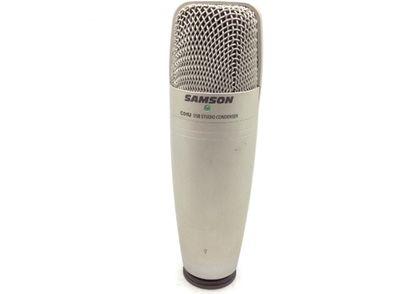 microfono samson co1u