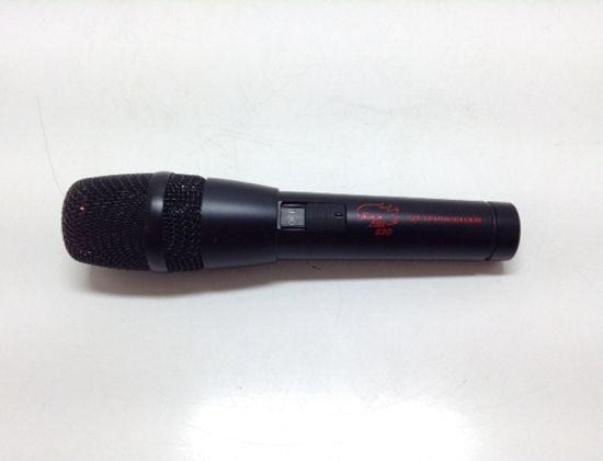 MICROFONO-VOCALISTA-SENNHEISER-BLACK-FIRE-530-5104278 miniatura 2