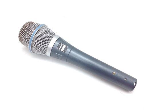 microfono shure beta 87a