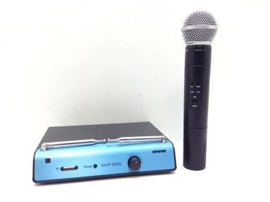 microfono shure kit sm58+t4a-nb