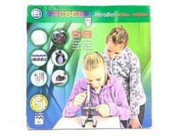 microscopio bresser vmicro set 300x 1200x