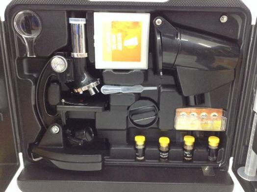 microscopio otros 300x-1200x
