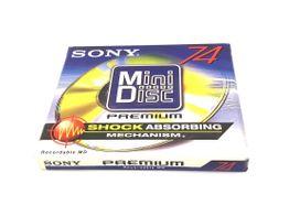 mini disc virgen sony 74 mini discç