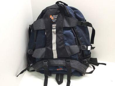 mochila otros azul