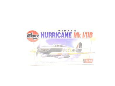 modelismo avião airfix hurricane mk/i/iib