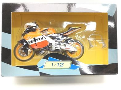 modelismo moto bburago 2003
