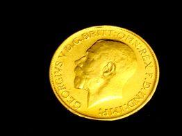 moneda oro 916 milésimas (oro 22k)