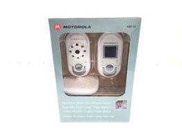 monitor de bebé motorola mbp20