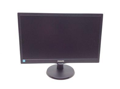 monitor led philips 193v5l