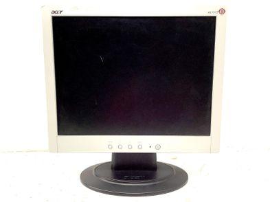monitor tft acer al1715 17 lcd