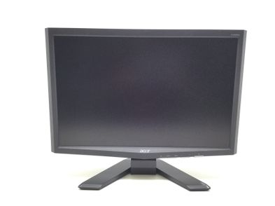 monitor tft acer x193w 19 lcd