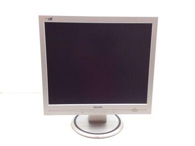 monitor tft philips 170s6 17 lcd