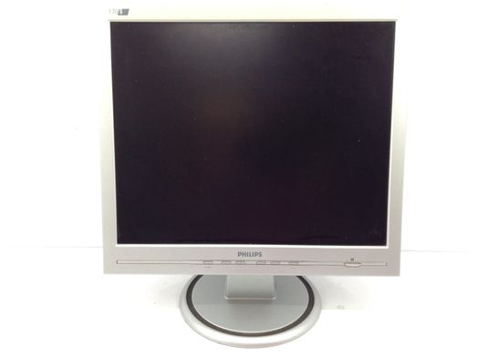 monitor tft philips 170s6fs/00