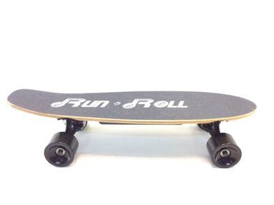 monopatin electrico run&roll skateboard fish