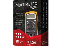 multimetro electronic nimo mul001 dt850l