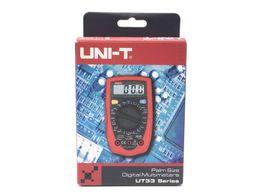 multimetro unit ut33c