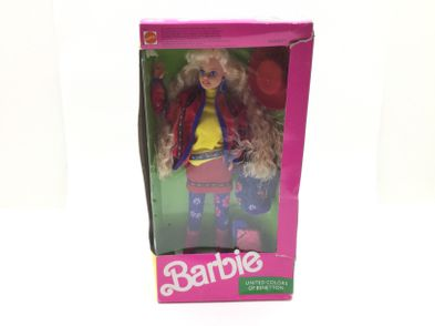 muñecas mattel barbie united colors