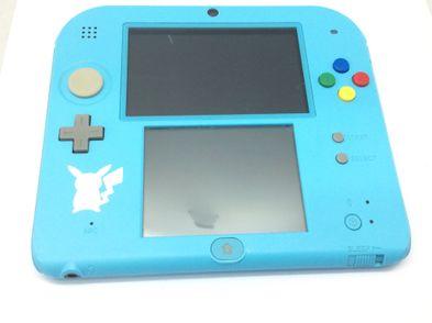 nintendo 2ds pokemon sol y luna edition