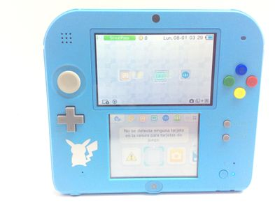 nintendo new 2ds xl pokemon pikachu edititon