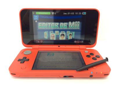 nintendo new 2ds xl pokemon pokeball edititon